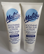 2 x Malibu Soothing After Sun Lotion 75ml