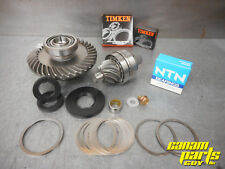 CanAm Outlander Renegade 1000 Xmr Ring Pinion Gear Rebuild Kit Bearings & Seals