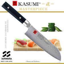 KASUMI Masterpiece - MP07 Santoku 18 cm