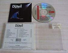CD ALBUM YVES DUTEIL EN PUBLIC YVES DUTEIL 23 TITRES 1991
