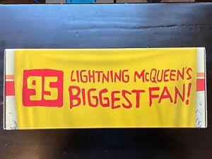 CARS LIGHTNING MCQUEEN'S BIGGEST FAN BIG AL D23 EXPO DISNEY - BRAND NEW