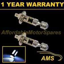 2x H1 WHITE 6 CREE LED ANTERIORE principale HIGH BEAM LAMPADINE AUTO KIT XENON mb503101