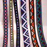 5/10 Yards Vintage Lace Trim Crochet Fringe Jacquard Ribbon Braid Trim Crafts