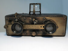 KORSTEN LITOTE VINTAGE STEREO COLLECTIBLE FRENCH CAMERA 45X107 RARE !!!