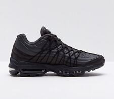 Nike AIR MAX 95 Ultra se Nero AO9082-022 UK10/EU45/USA11 NUOVO CON SCATOLA (senza coperchio)