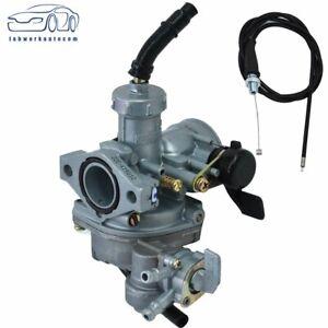 Carburetor Carb For Honda CT70 CT90 ST90 Parts+