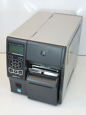 Zebra ZT410 ZT41042 Thermodrucker / Labeldrucker / Etikettendrucker Inkl Rg