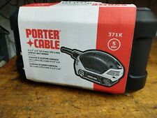 new Porter Cable 371 Compact Belt Sander Tool, w/Case