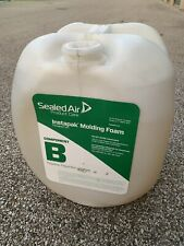 New listing Sealed Air Instapak Molding Foam B 15 Gallons New
