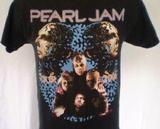 Pearl Jam Black Medium T-Shirt Tour 2006 Cotton