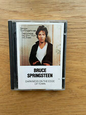 Minidisc Bruce Springsteen Darkness of the edge of town album music