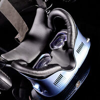 Soft Leather Eye Mask Cover Eye Face Cover Pad for HTC COSMOS Elite VR Headset