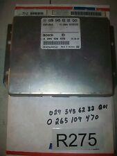 MERCEDES W208 CLK ESP BAS CONTROL COMPUTER MODULE BRAIN  0295456232  TESTED#R275