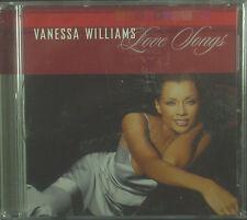 CD Vanessa Williams-Love canzoni, NUOVO-IMBALLAGGIO ORIGINALE