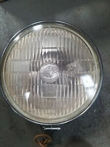 Lucas SLR700S fog light in good used condition ,chrome in very good condition