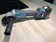 Makita DGA511Z 18V 125mm Akku-Flex Winkelschleifer  Brushless Solo Defekt