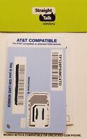 Straight Talk SIM card • Google Pixel Pixel XL Pixel 2 Pixel 2 XL • READ INSIDE
