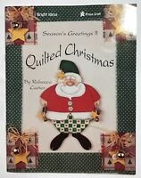 Quilted Christmas Season's Greetings II Rebecca Carter Tole Painting Patterns