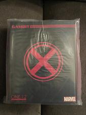 Mezco One:12 Marvel Lot GAMBIT, BLACK BOLT/LOCKJAW, CAPTAIN MARVEL, PX CABLE NIB