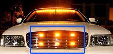 Licht Auto LKW Dash Strobe Flashlight Blitzer Licht Warnleuchte Licht 18 LED NEU