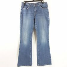 515 Levis Womens Jeans 8 M 30 x 29 Blue Stonewashed Boot Cut Pants Strauss Denim
