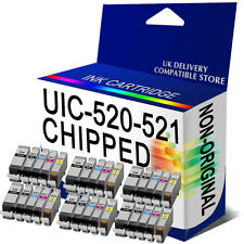30 Chipped Ink Cartridge for iP3600 iP4600 IP4700 MP540 MP550 MP560 MP620