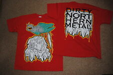 BRING ME THE HORIZON PIGEON DIRTY NORTHERN METAL T SHIRT XL NEW OFFICIAL BMTH
