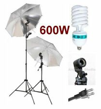 Photography Studio Portrait Light Umbrella Lighting Kit