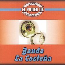 Poder De Banda La Costena CD