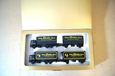 HERPA HO 1:87 SCALA Willy Bruhn Söhne CAMION SET ml