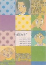 "DIGIMON Adventure Doujinshi "" COMPUTER CHILDREN """