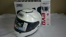 ★SHOEI GT-AIR LUMINOUS WHITE size XL(61-62cm) motor cycle helmet