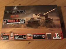 Italeri 1:35 Tiger 131 Tank Panzer Limited Edition WoT No. 388 von 1500