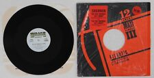 """Shannon: Do You Want To Get Away 12"""" 33 & 1/3 Vinyl Record Single Mirage DUB VER"""