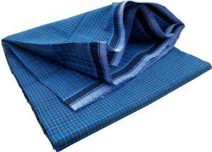 Super soft Mens 100% Cotton Dhoti/Wrap/Sarong Beachwear IN-315