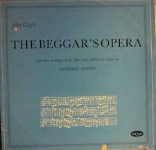 The Beggar's Opera & Fredric Austin(Vinyl LP)The Prologue/Overture-Argo-DA 10 &