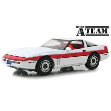 The A-Team 1984 Corvette C4