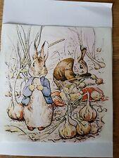 Beatrix Potter/Quilting Panneau/Peter Rabbit/llinen/Coton/charme/enfant tissu