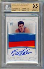 2013-14 National Treasures STEVEN ADAMS RC Rookie Patch Auto /99 BGS 9.5/10 1/1?