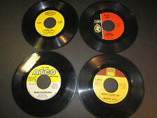 4 45 rpm funk/soul/rock ,Otis Redding, Sly and the Family Stone, Marvin Gaye