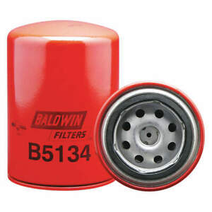 "BALDWIN FILTERS B5134 Coolant Filter,Spin-On,5-13/32"" L"