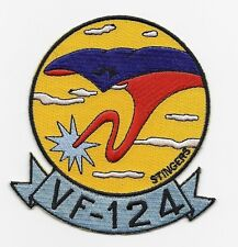 "US Navy Fighter Squadron VF-124 ""Stingers""  patch"