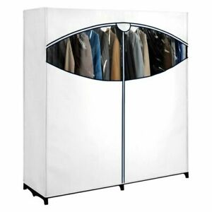 Whitmor 6822-167-B 60-Inch Polypro Clothes Closet, White