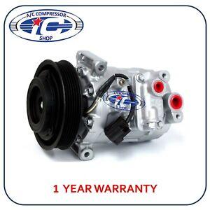 A/C Compressor fits Buick Lucerne 2006-2008 OEM 7SBU16C 1 Year Warranty 97398