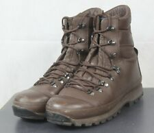 More details for genuine surplus british forces altberg brown gore-tex lined boots leather womens