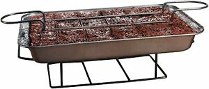 Easy Bake Cake Tray And Slicer Simple Baking Brownie Cake Individual Slices