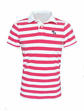 Abercrombie & Fitch Men's Fitted Striped Casual Shirts & Tops