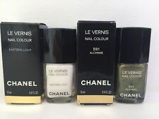 Chanel  Set of 2 Nail Polish NWB Eastern Light  And Alchime Limited Edition