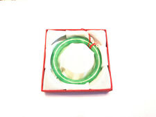 Chinese Green Jade Bangle (Handcrafted)