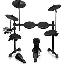Behringer XD8USB 8-Piece Beginner Entry Electronic Drum Set Kit w/ Kick Pedal